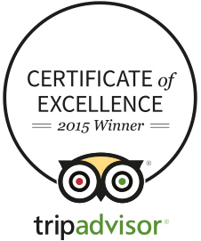 Pterodactyl Helicopters Certificate of Excellence 2015