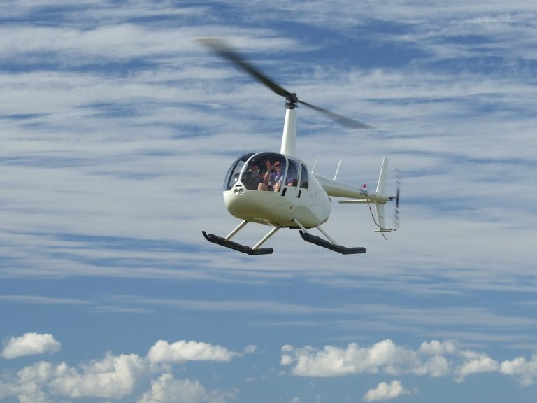 Robinson R44 Luxury at an affordable price