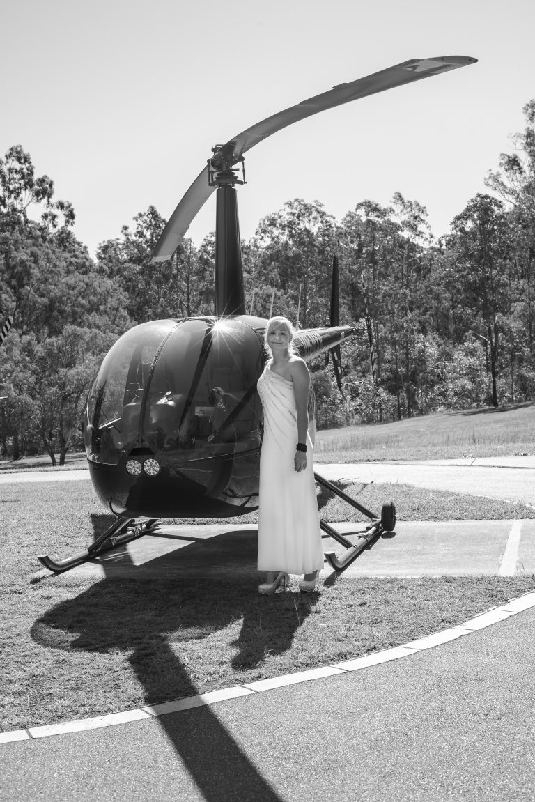 classic, black and white, helicopter, luxury travel, brisbane helicopters, pterodactyl helicopters