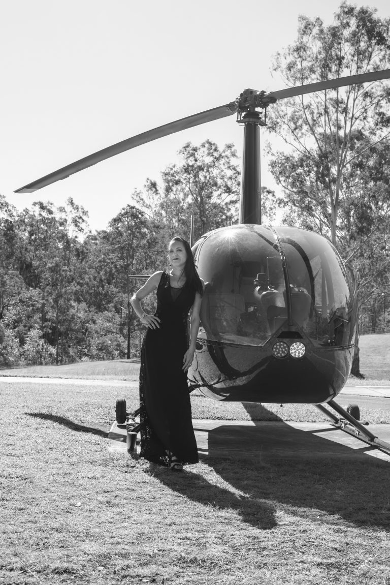 wedding transfers, brisbane, helicopters, proposals, ceremony, south east queesland