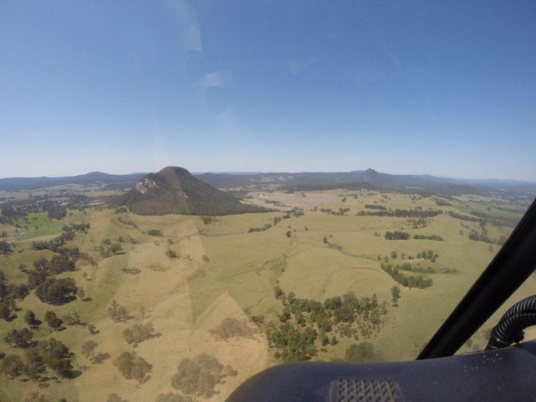 landscape, hill, mountain, ranges, helicopter, brisbane