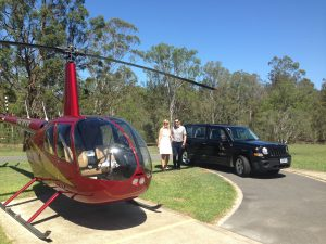 Romance, Wine Tour, Country Pubs, Brisbane Celebrity, Brisbane helicopters