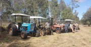 Event Attraction, Tractor Show, Helicopter flights