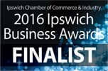 Ipswich Business Awards 2016 - Finalist