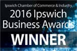 Ipswich Business Awards 2016 - Winner
