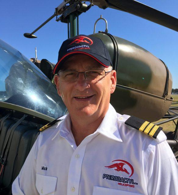 Bell 47, Sydney, Charter
