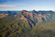 MOuntain, Mount Barney, Scenic Rim, Helicopters, Brisbane, Tours, Gift Nature, Aerial
