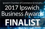 Ipswich Business Awards 2017 - Finalist
