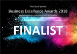 Ipswich Business Awards 2018 - Finalist