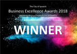 Ipswich Business Awards 2018 - Winner